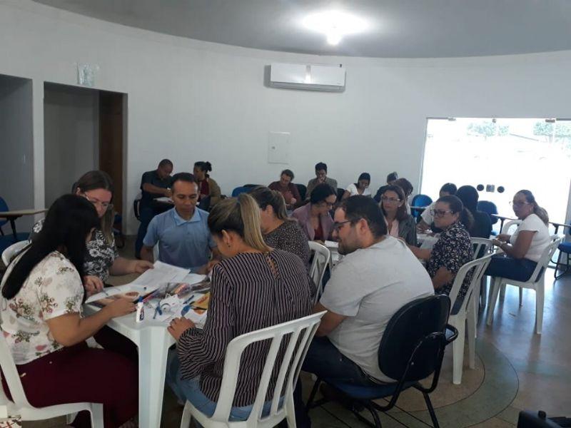 Prazer de ler 2019 - Vivência Literária de Itarumã e Caçu (GO)