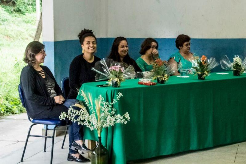 Escola Municipal Amelia Antunes Rabello, Petrópolis, RJ