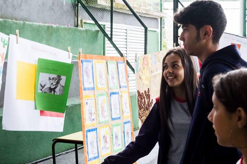 Escola Municipal Professora Maria Campos da Silva, Petrópolis, RJ