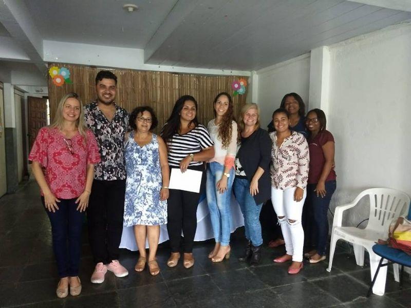 Inauguração - CRAS Praia do Saco, Mangaratiba, RJ