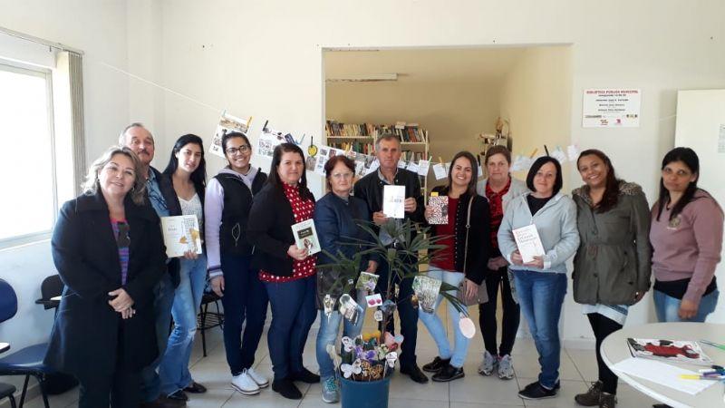 Prazer de ler 2019 - Vivência Literária, Cerro Negro, SC