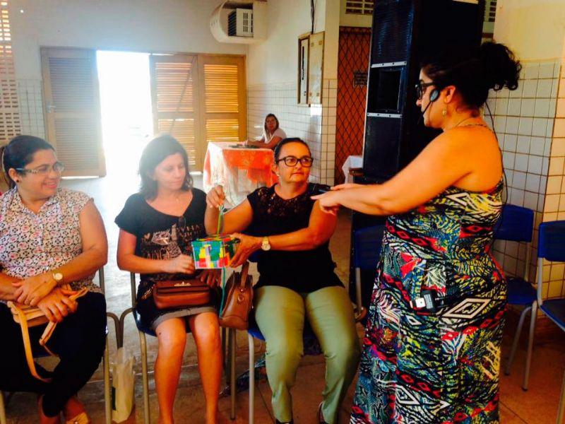 Vivência Lúdico Literária - Graciliano Ramos